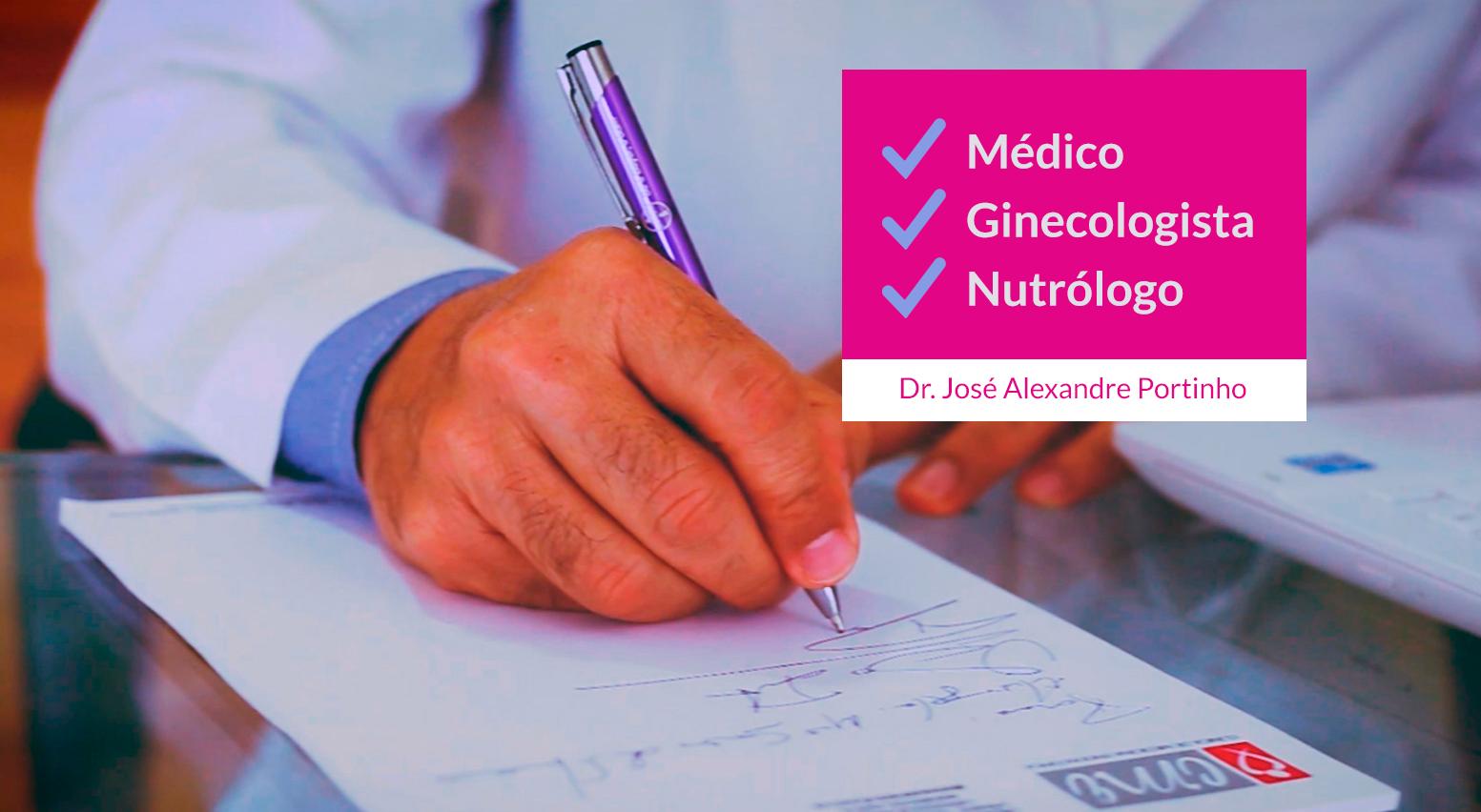Dr. José Alexandre Portinho